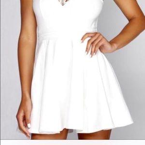 Windsor Dresses - White Homecoming Dress New